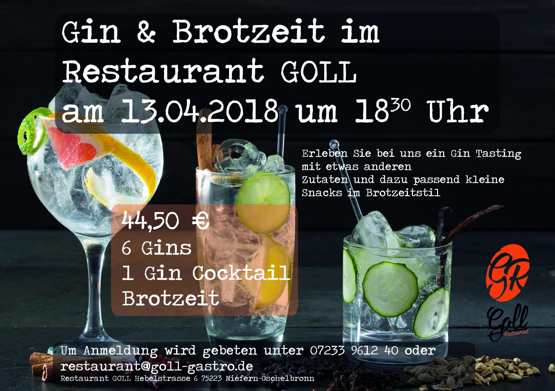 Gintasting & Brotzei